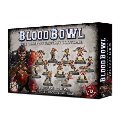 Games Workshop - Blood Bowl: Los Doom Lords
