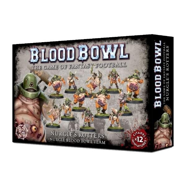 Games Workshop - Blood Bowl: Nurgle's Rotters