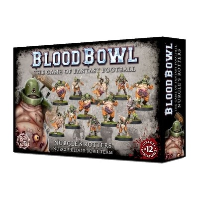 Games Workshop - Blood Bowl: Nurgle's Rotters