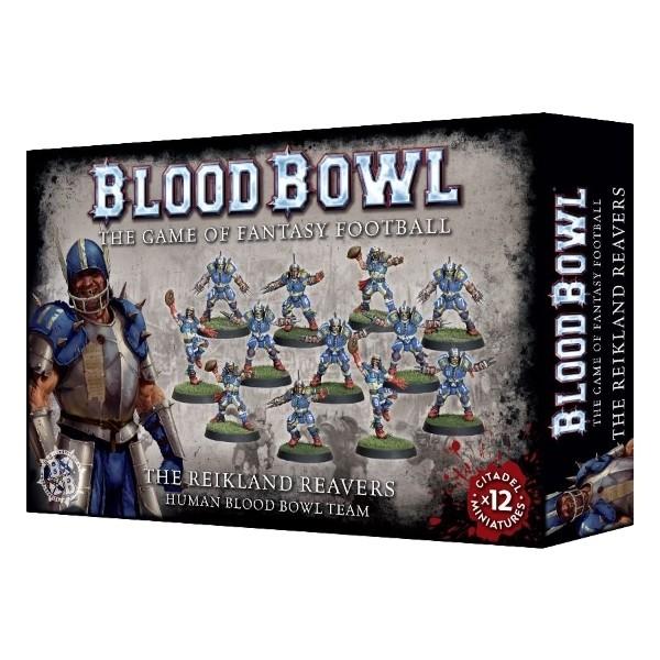 Games Workshop - Blood Bowl: Reikland Reavers