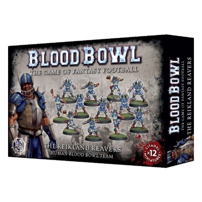 Games Workshop - Blood Bowl: Reikland Reavers