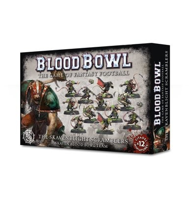 Games Workshop - Blood Bowl: Skavenblight Scramblers
