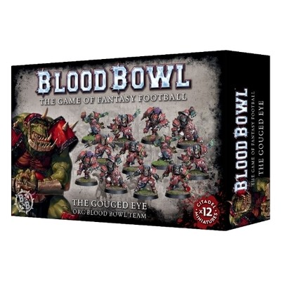 Games Workshop - Blood Bowl: Gouged Eye Orcs