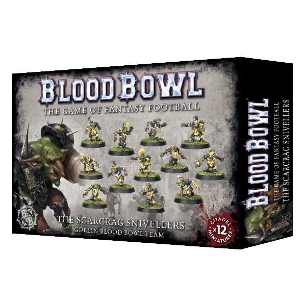 Games Workshop - Blood Bowl: Scarcrag Snivellers