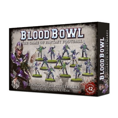 Games Workshop - Blood Bowl: Naggaroth Nightmares