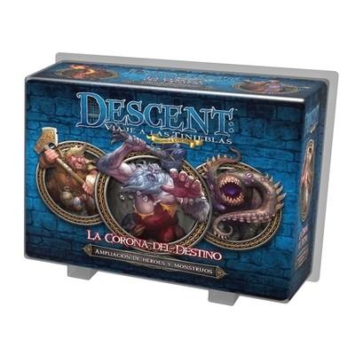 Fantasy Flight - Descent: La Corona del Destino