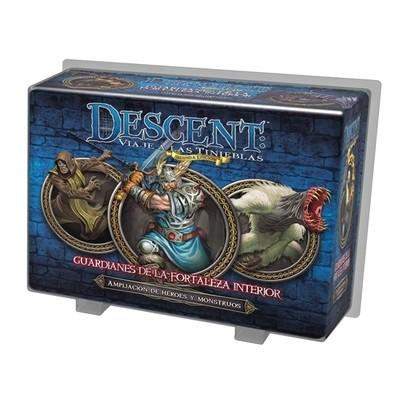 Fantasy Flight - Descent: Guardianes de la Fortaleza Interior