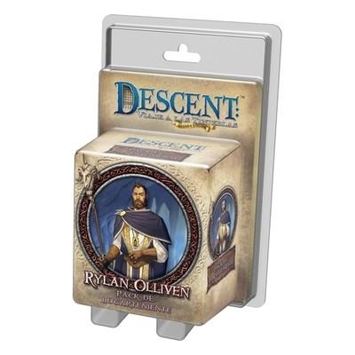 Fantasy Flight - Descent: Lugarteniente Rylan Olliven