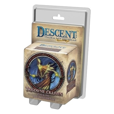 Fantasy Flight - Descent: Lugarteniente Tristayne Olliven