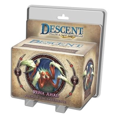 Fantasy Flight - Descent: Lugarteniente Reina Ariad