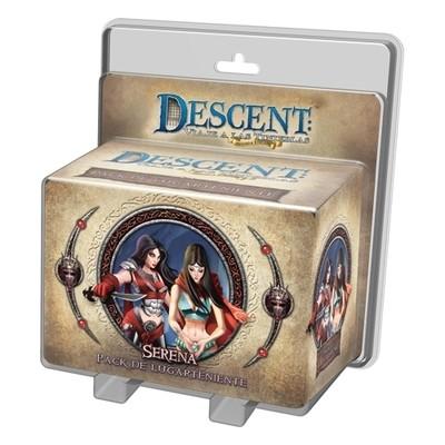 Fantasy Flight - Descent: Lugarteniente Serena