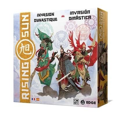 CMON - Rising Sun: Invasión dinástica