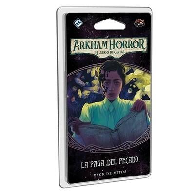 Fantasy Flight - Arkham Horror LCG: La paga del pecado