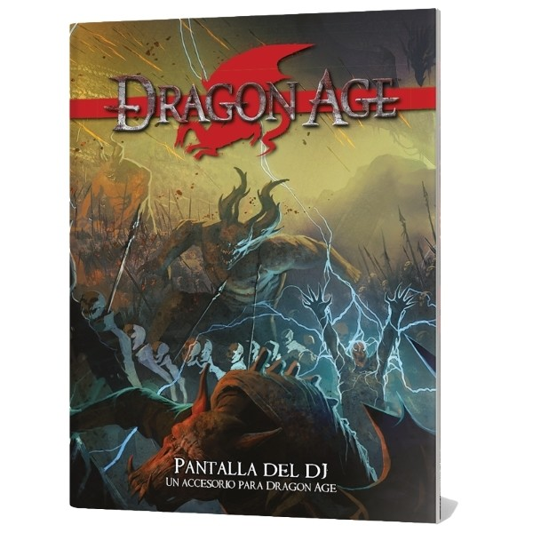Edge Entertainment - Dragon Age: Pantalla de director de juego