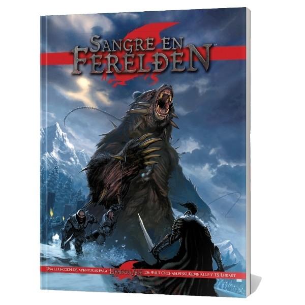 Edge Entertainment - Dragon Age: Sangre en Ferelden