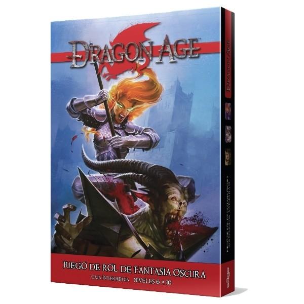 Edge Entertainment - Dragon Age: Caja Intermedia (Set 2)