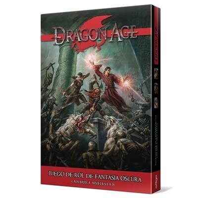 Edge Entertainment - Dragon Age: Caja Básica (Set 1)