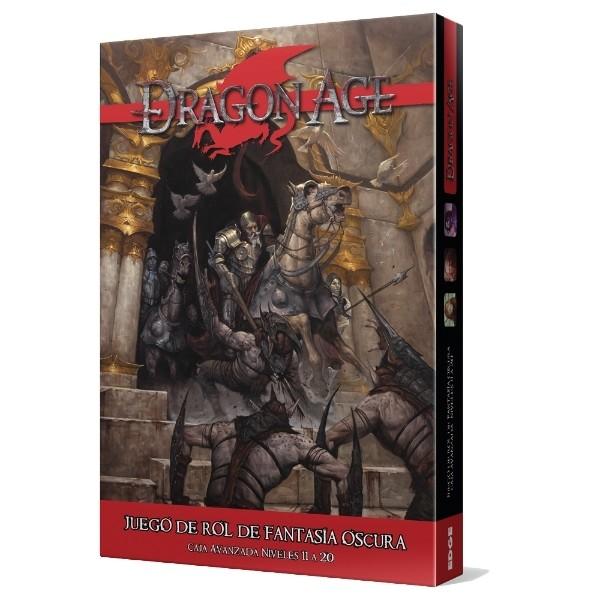 Edge Entertainment - Dragon Age: Caja Avanzada (Set 3)