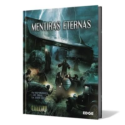 Edge - Mentiras eternas: Libro de campaña