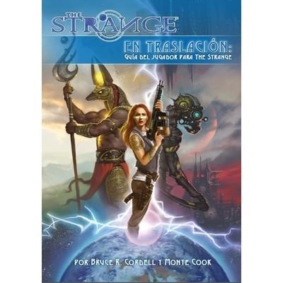 Holocubierta - En traslación: Guía de jugador de The Strange