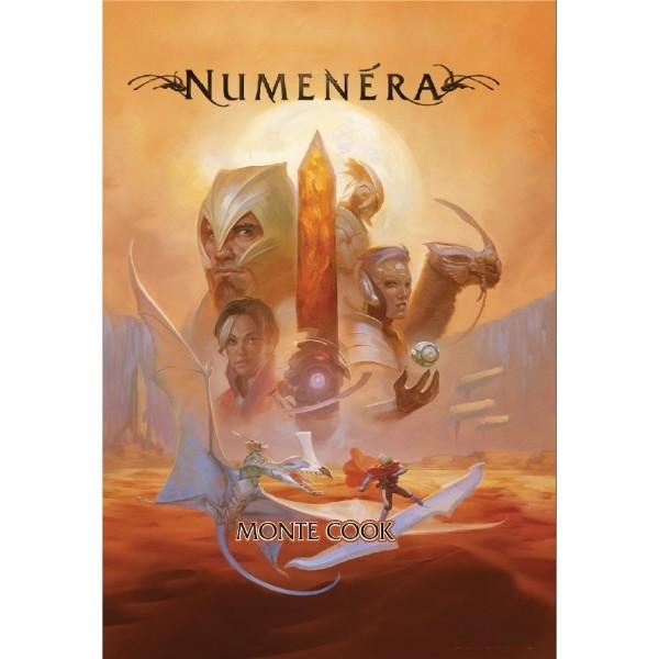 Holocubierta - Numenéra: Libro básico