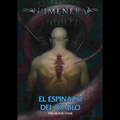 Holocubierta - Numenéra: El espinazo del diablo