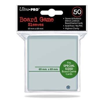 Ultra Pro - Fundas para juegos de mesa (69mm X 69mm)