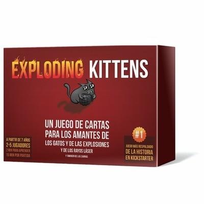 Exploding Kittens - Exploding Kittens