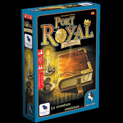 Pegasus Spiele - Port Royal: Comienza la aventura