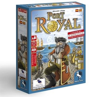 Pegasus Spiele - Port Royal