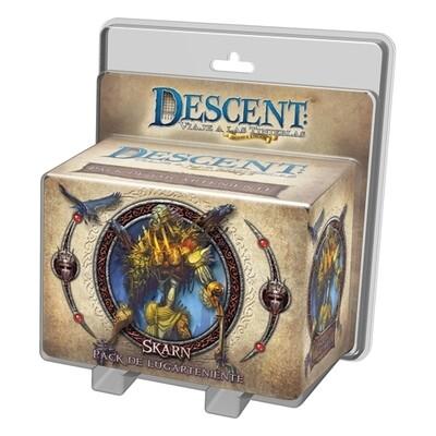 Fantasy Flight - Descent: Lugarteniente Skarn