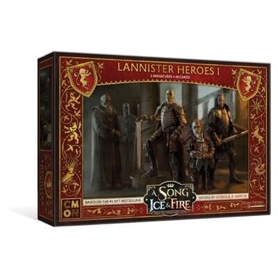 CMON - Canción de Hielo y Fuego: Héroes Lannister I