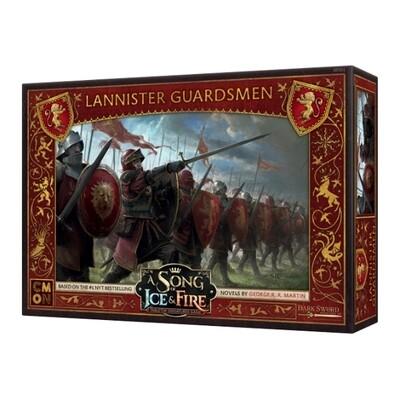 CMON - Canción de Hielo y Fuego: Guardias Lannister