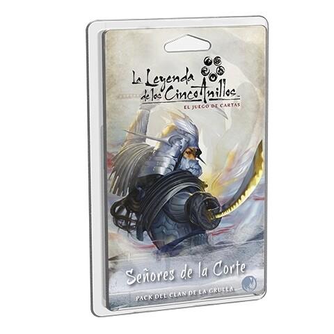 Fantasy Flight - La leyenda de los 5 anillos: Señores de la Corte