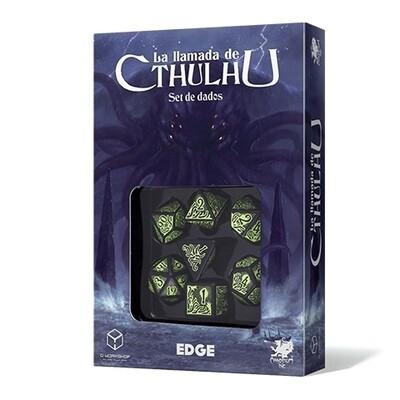 Edge - La llamada de Cthulhu: Set de dados