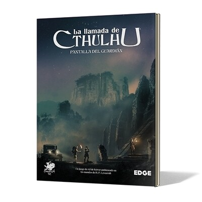 Edge - La llamada de Cthulhu: Pantalla del Guardián