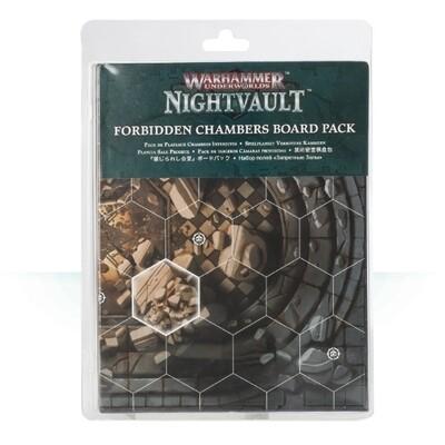Games Workshop - Warhammer Underworlds: Nightvault Forbidden Chambers Vault Pack