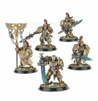 Games Workshop - Warhammer 40,000: Custodian Guard Squad