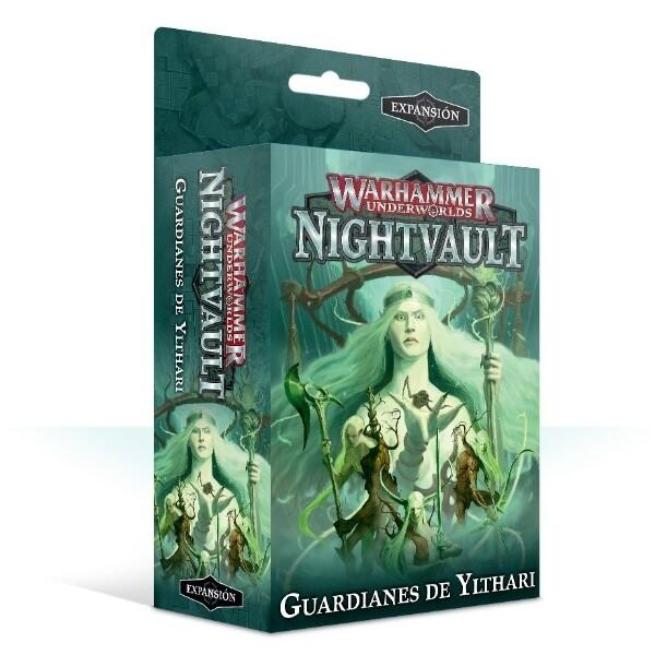 Games Workshop - Warhammer Underworlds: Guardianes de Ylthari