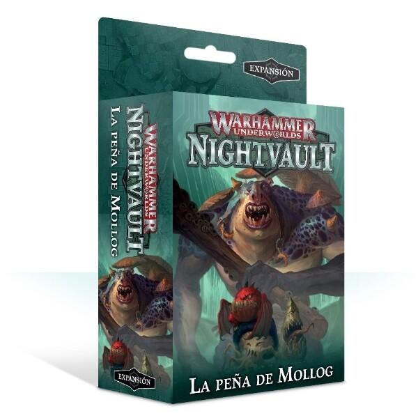 Games Workshop - Warhammer Underworlds: La peña de Mollog