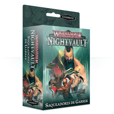 Games Workshop - Warhammer Underworlds: Saqueadores de Garrek