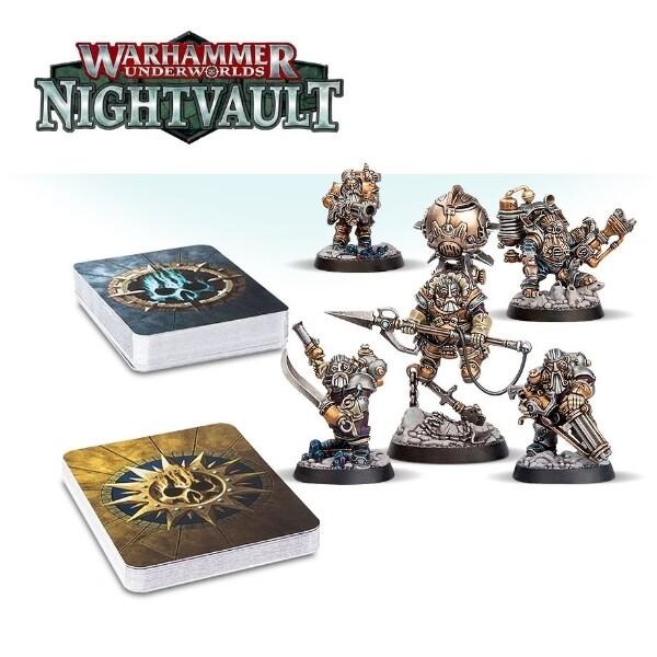 Games Workshop - Warhammer Underworlds: Estraperlistas de Thundrik