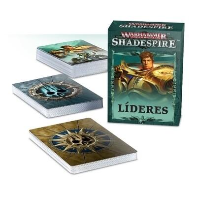 Games Workshop - Warhammer Underworlds: Shadespire – Líderes