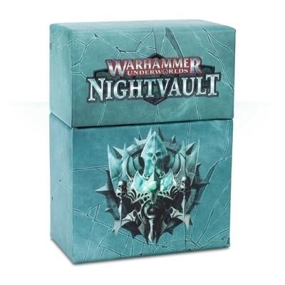 Games Workshop - Warhammer Underworlds: Nightvault - Caja de cartas
