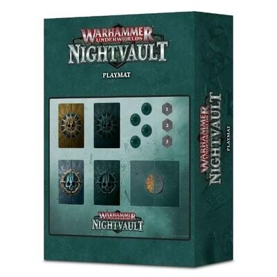 Games Workshop - Warhammer Underworlds: Nightvault - Playmat