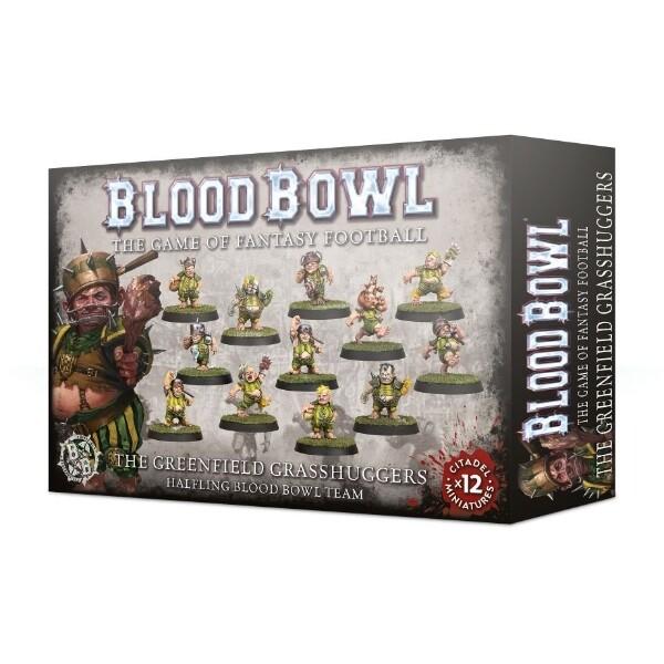Games Workshop - Blood Bowl: Los Greenfield Grasshuggers