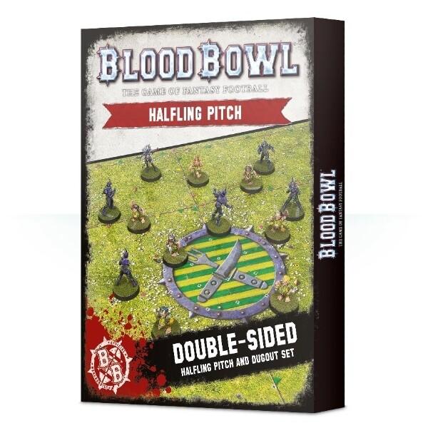 Games Workshop - Blood Bowl: Halfling Pitch