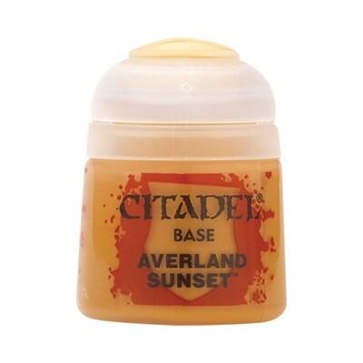 Citadel - Base: Averland Sunset - 12ml
