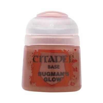 Citadel - Base: Bugman's Glow - 12ml