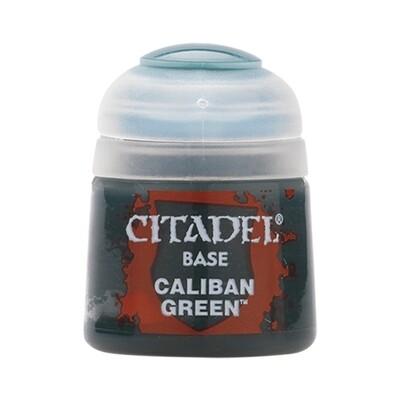 Citadel - Base: Caliban Green - 12ml